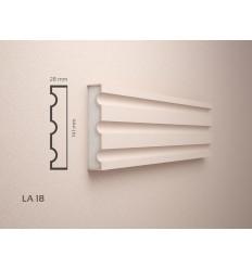 Profile decorative exterioare de tip Ancadrament Polistiren Expandat cu Rasina - LA18