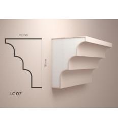 Profile decorative exterior de tipe Cornise LC07 LC 07